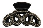 New Vintage style 1920's Art Deco Hair Clip Clamp